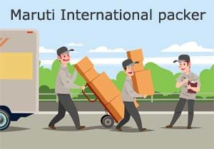 Maruti International packers and movers bhopal, Professional moving service bhopal, Best movers and packers bhopal